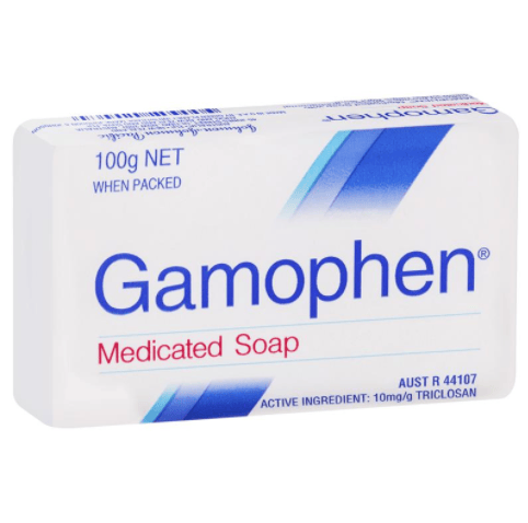 Gamophen Antibacterial Medicated Soap