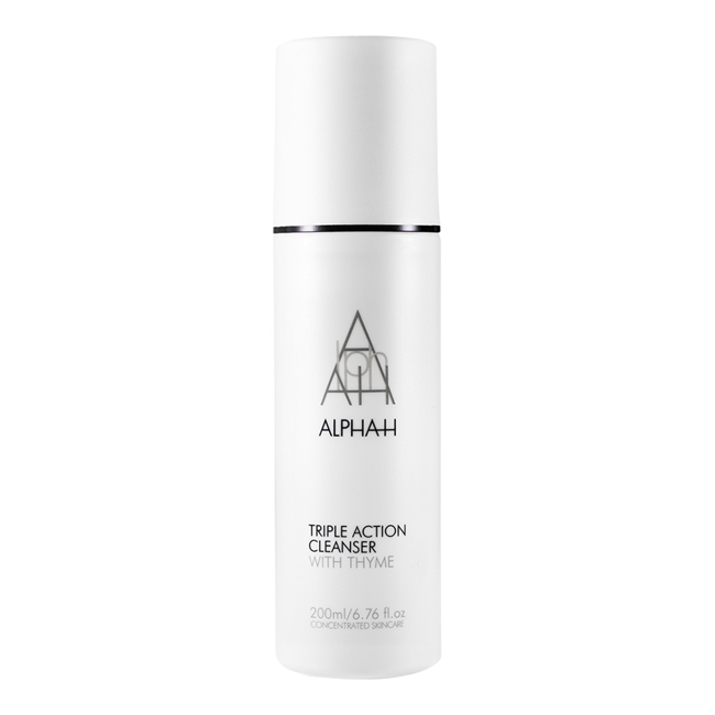 Alpha-HTriple Action Cleanser