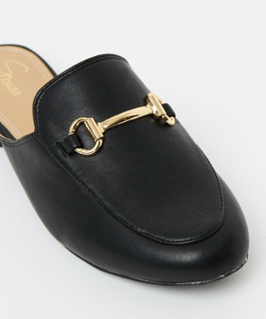 Spurr Simona Loafer Mules