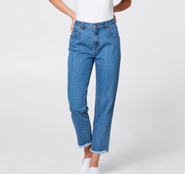 Target Lily Loves Mom Jeans