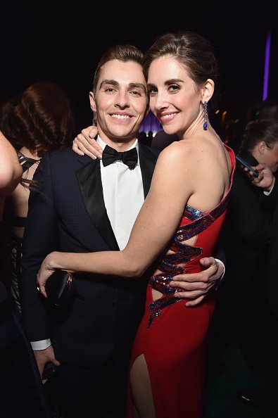 Alison Brie and Dave Franco