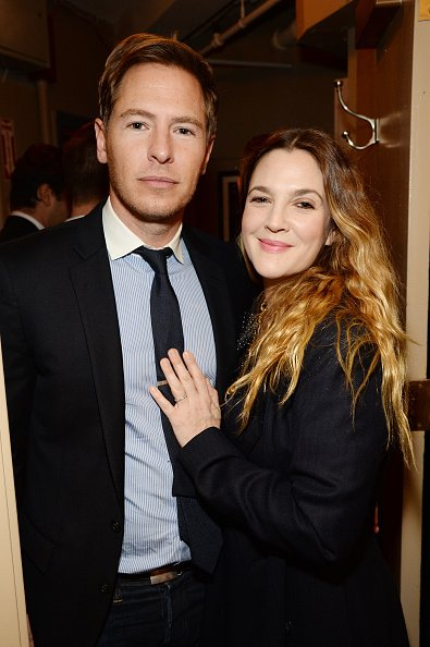 Drew Barrymore and Will Kopelman