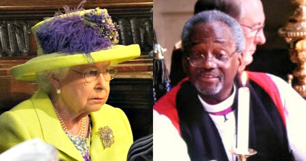 Black Preacher At Royal Wedding.Best Reactions To Michael Curry And His Royal Wedding Sermon 2018
