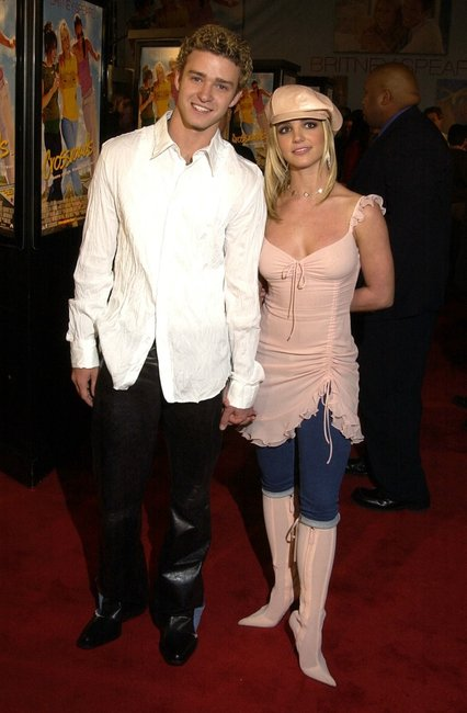 Britney Spears And Justin Timberlake S Relationship