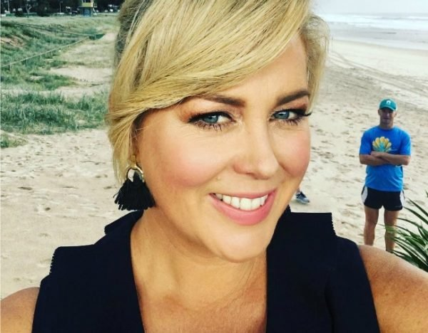 Samantha Armytage disses the Daily Mail
