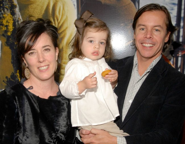 Who Are Kate Spade S Daughter Frances Beatrix And Husband Andy
