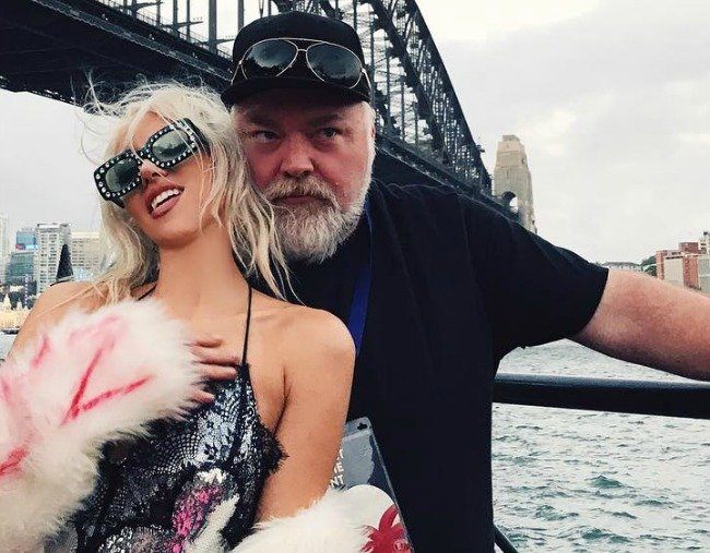 kyle sandilands imogen anthony