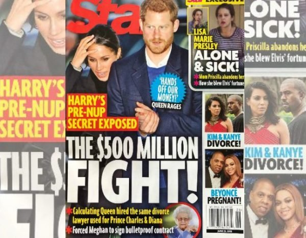Meghan Markle's alleged prenup agreement