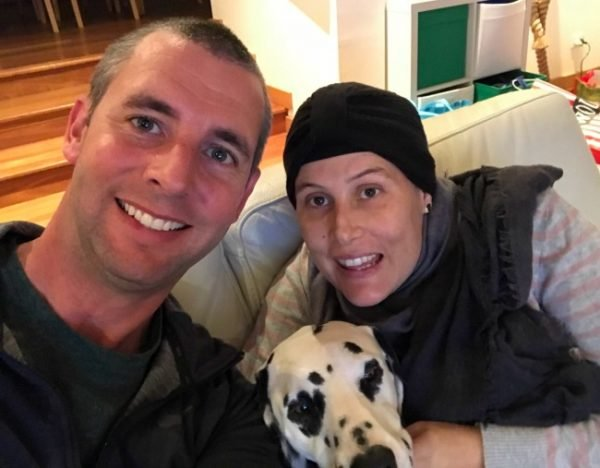 pregnant with cancer