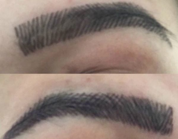A botched eyebrow microblading left her shattered  It took 1