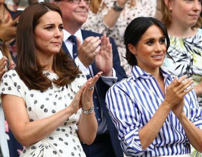 6d1764fdee3 Meghan Markle Wimbledon  Why she looked different this year.