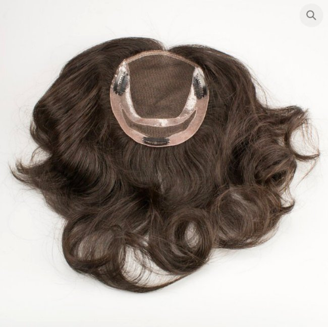 Getting A Hair Topper Or Crown Hair Extensions Heres All The Facts