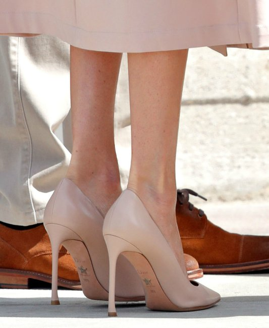 Meghan Markle's Shoes and Boots Meghan's Fashion