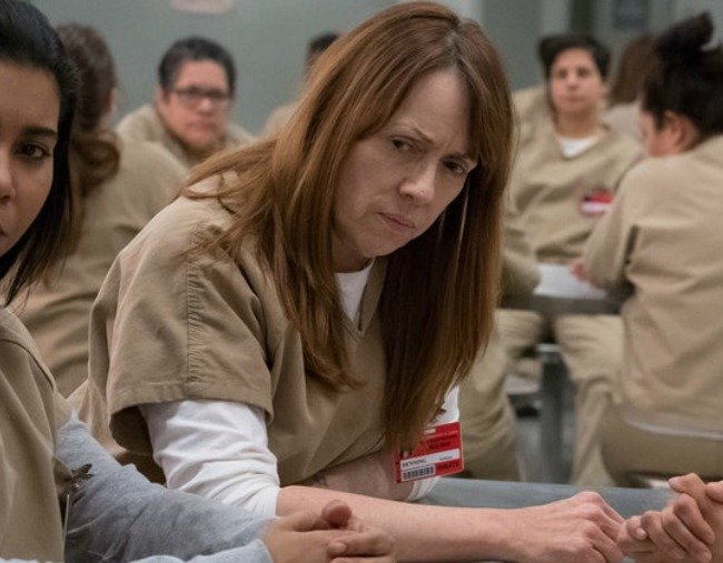 Orange Is The New Black Season 6 Barb Actress Mackenzie Phillips Story