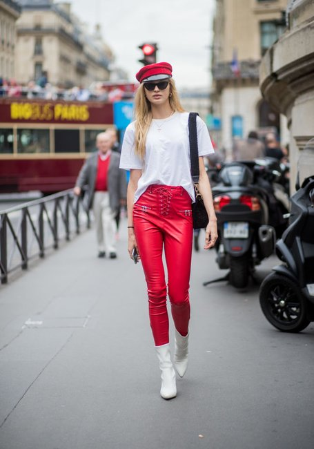 french tuck