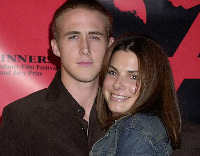 Image result for sandra bullock and ryan gosling pic