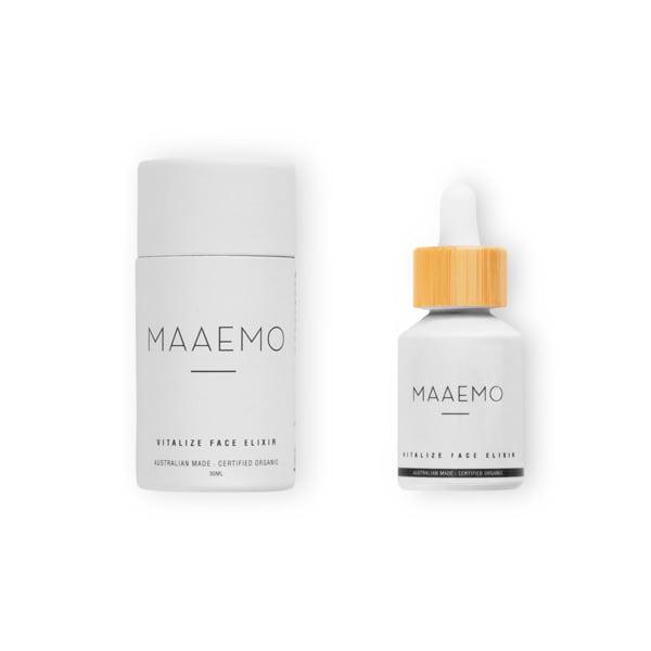 Maaemo Vitalize Face Elixir