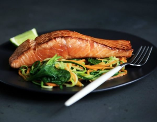 food diet and mental health salmon