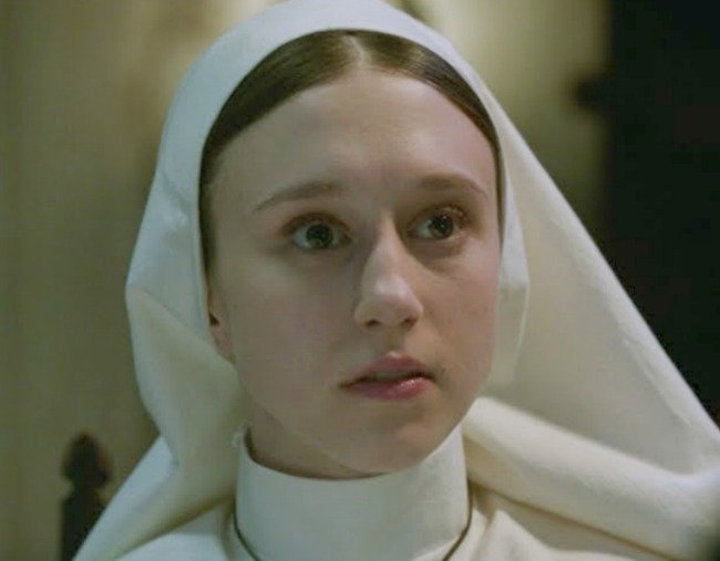 The Nun Movie Review The Scariest Thing Happened After I Left The