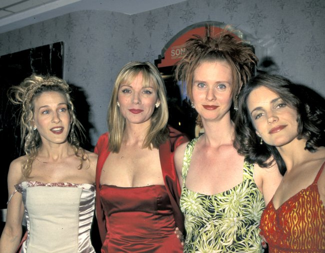 Kristin Davis Has Reignited The Sex And The City Cast Feud With Just One Picture