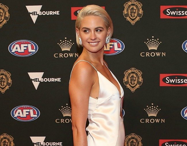Brownlow red carpet 2018: All the best dresses from the Brownlow Medal.