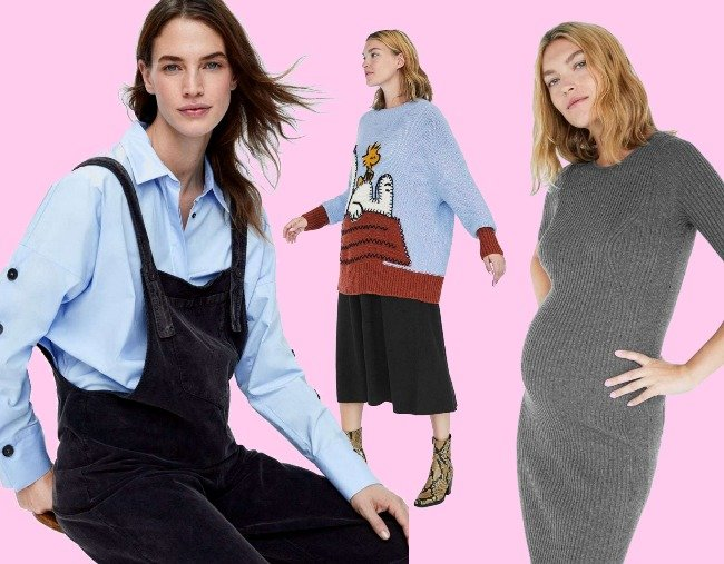 2aa6866c4b One of your favourite, affordable fashion brands has just launched a  maternity collection.