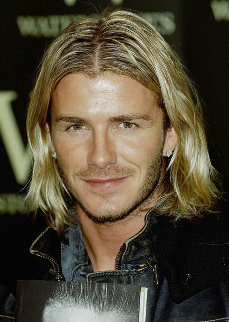 David Beckham S Hair Has People Divided Here S What Everyone S Missing