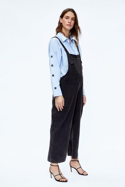57deeee9b5e63 Zara has the solution to fashionable maternity clothes, and they ...