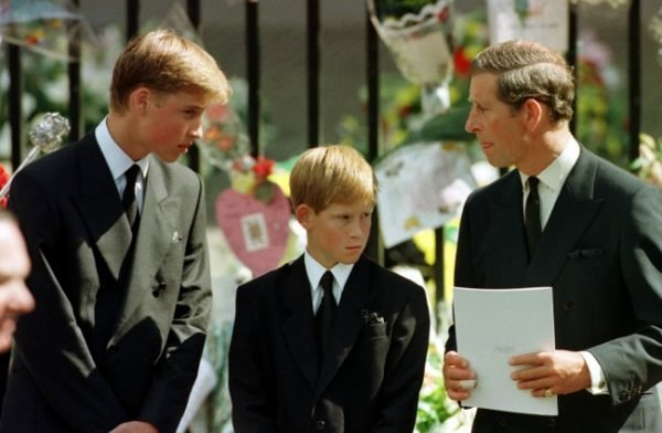 princess diana s funeral why prince philip walked behind diana s coffin why prince philip walked behind diana s