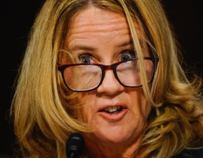 Image result for bLASSEY FORD CREEPY