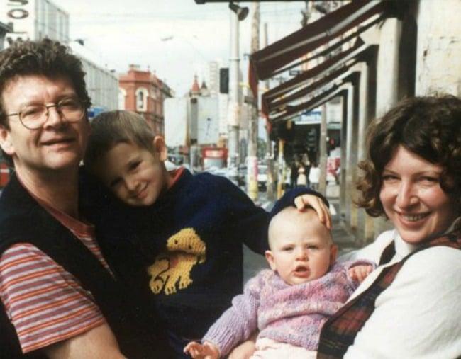 red symons family