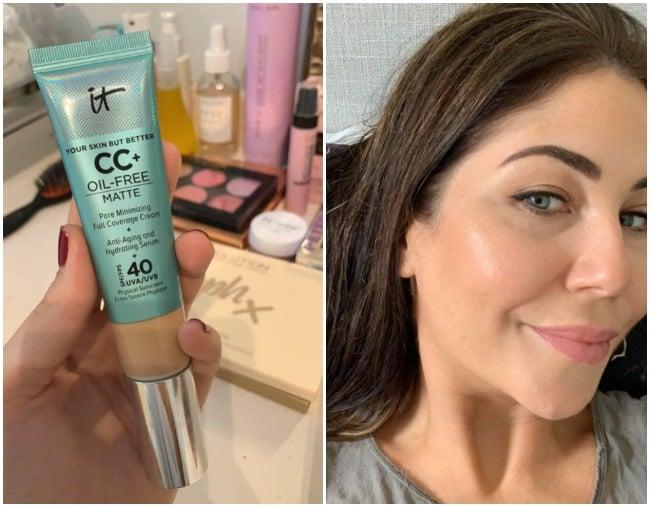 b4f51e9ea669 IT Cosmetics CC Cream Matte Australia: we review the oil free formula