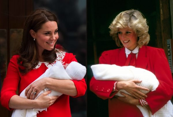 Lindo wing kate middleton princess diana