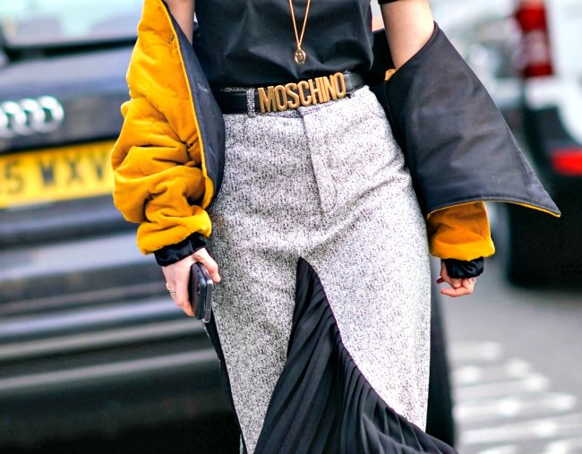 a892e6d80a8 PSA: Moschino just dropped designer clothes at H&M and they're cheap(er).