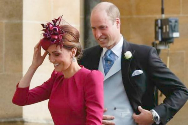 kate middleton eugenie wedding