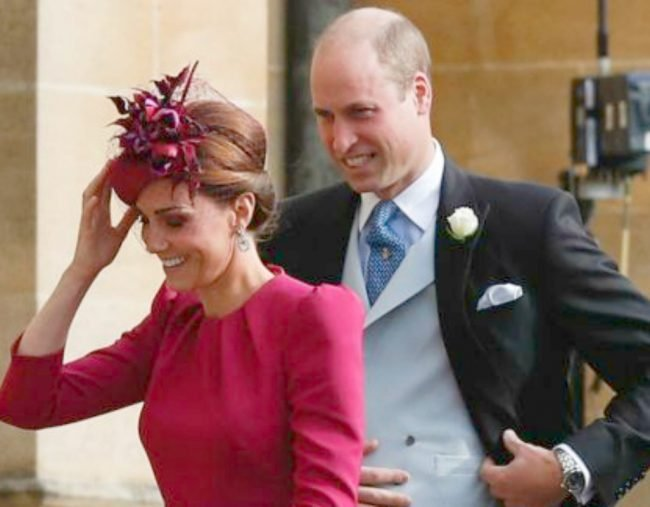 Literally All The Princess Eugenie Royal Wedding Fashion In One Place