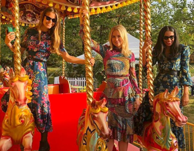 Princess Eugenie News Insiders Secret Photos From The Carnival