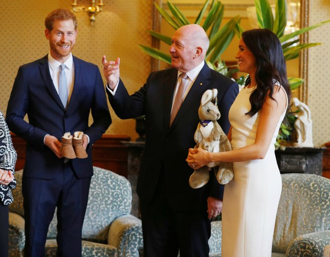 prince-harry-meghan-gifts
