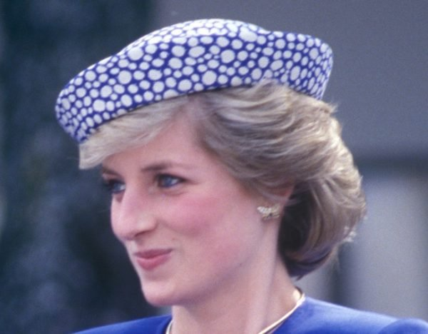 princess diana butterfly earrings