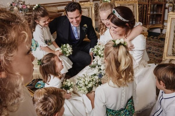Princess Eugenie Jack Brooksbank wedding