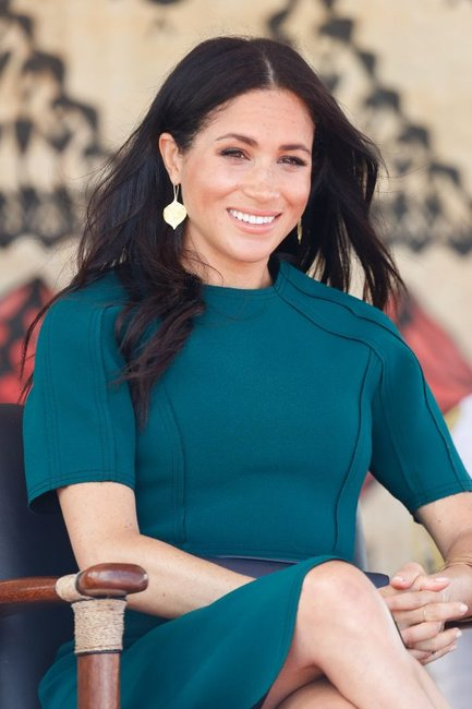 meghan-markle-green-dress