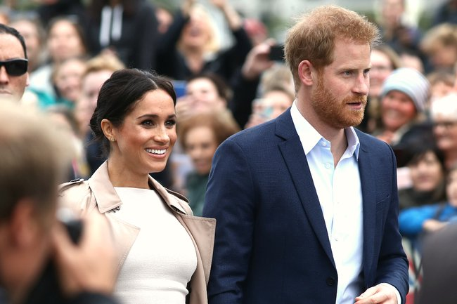 e9dbdc4b090 All the details of Meghan Markle's style on the royal Australia tour ...