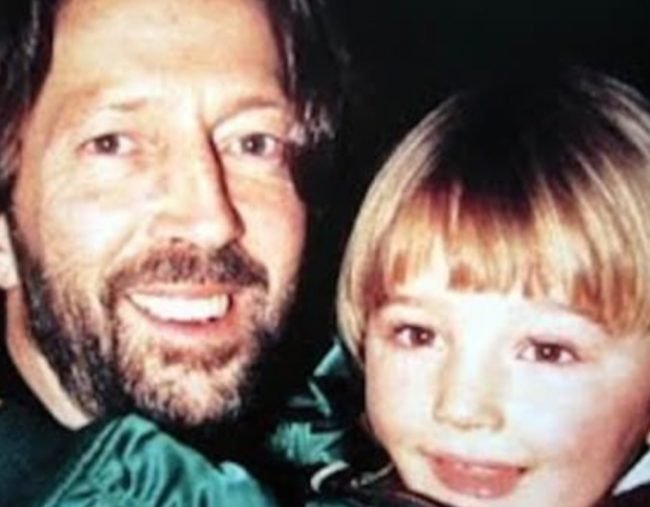 The Story Behind Eric Clapton S Son S Death And Tears In