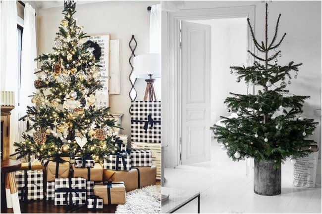 Christmas tree ideas: The best decorations and themes for a unique tree.