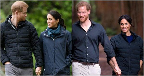 Meghan Markle Prince Harry jacket