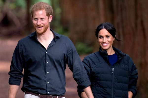 Meghan Markle Prince Harry jacket