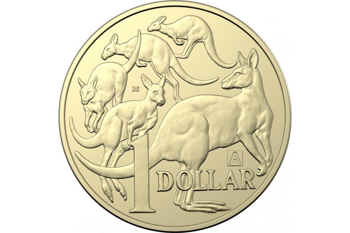2019 $1 coin