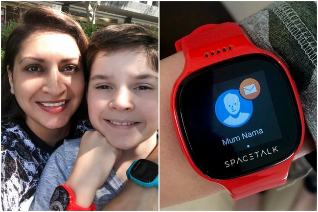 295edc7f3 Best smart watch for kids  it s even better than a mobile phone.