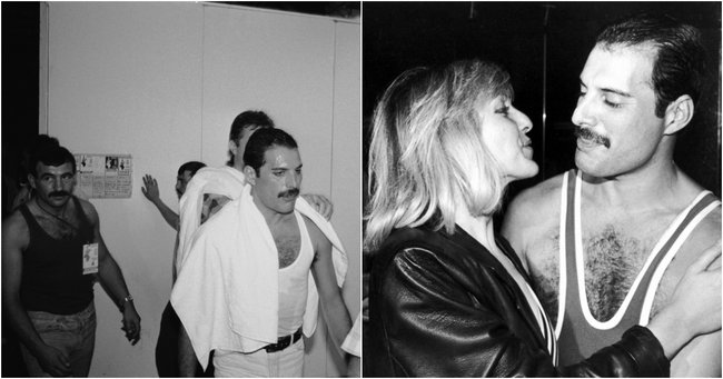 Freddie Mercury S Relationships With Mary Austin And Jim Hutton