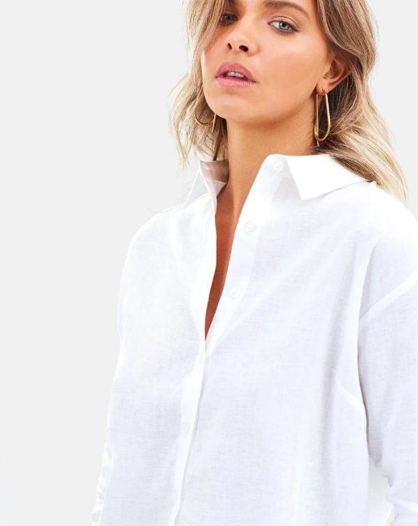 Atmos&HereValencia Linen Shirt